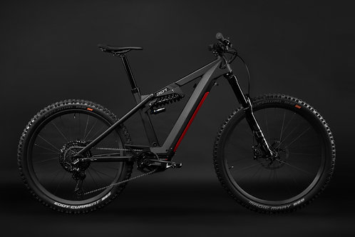 301CE MK1 Komplett-Bike