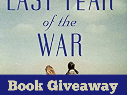 BOOK GIVEAWAY: The Last Year of the War