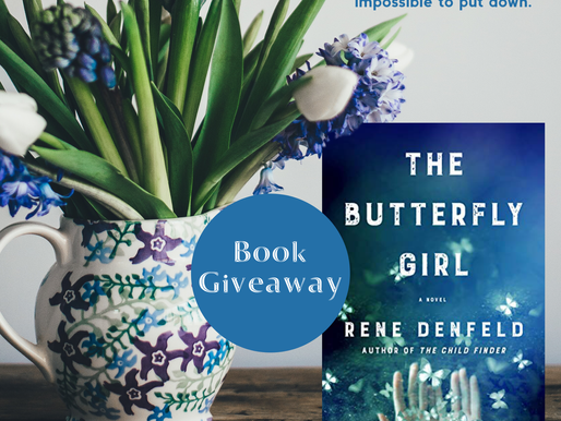 Book Giveaway:  The Butterfly Girl
