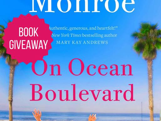 Book Giveaway:  ON OCEAN BOULEVARD
