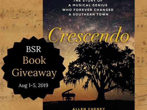 Book Giveaway:  Crescendo