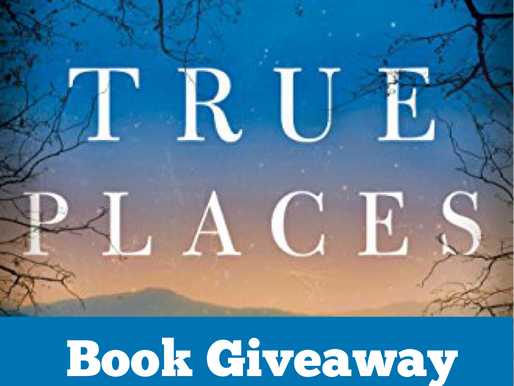 Book Giveaway:  TRUE PLACES