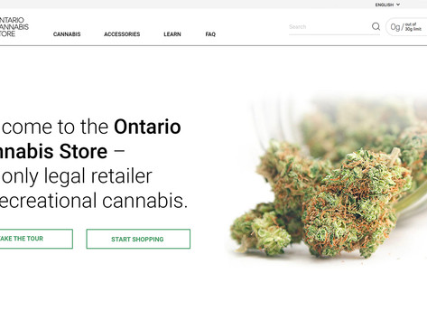 Internal Communications Strategy for the Ontario Cannabis Store