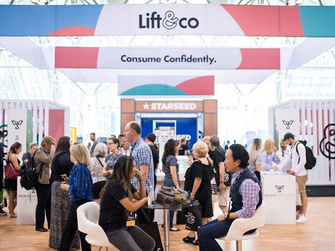 Event PR for Lift & Co.