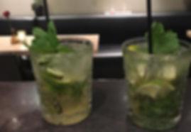 cocktail mojito kinrooi limburg