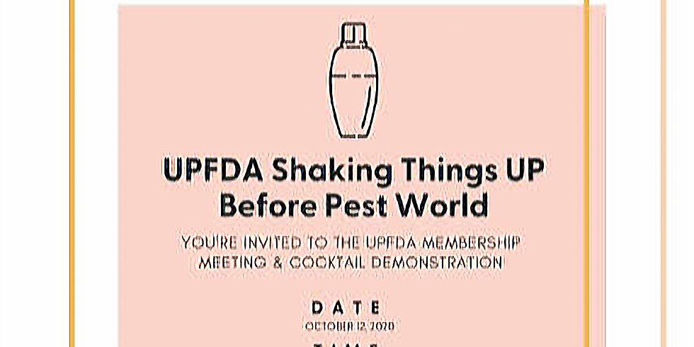 UPFDA Shaking Things Up Before PestWorld