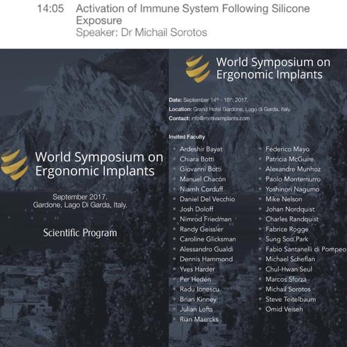 Ergonomic Symposium 2017