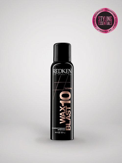 Wax Blast Texture Spray