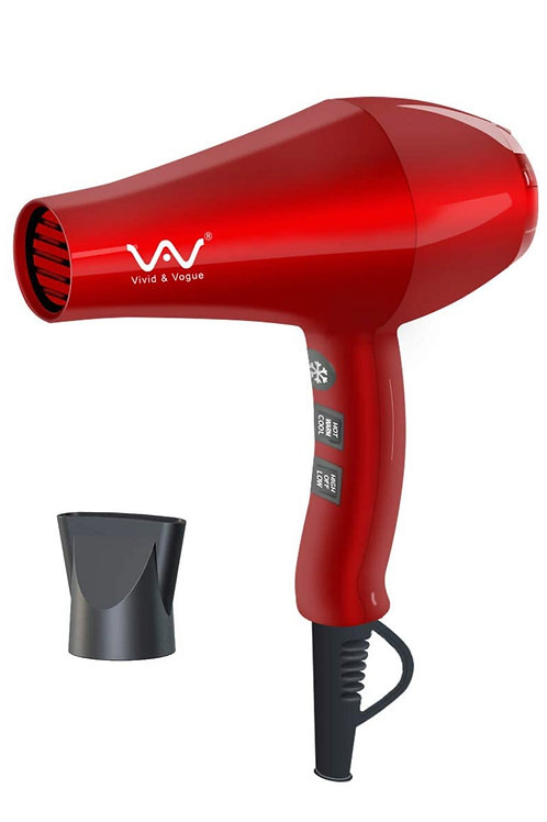 Vivid and Vogue Infrared ionic blowdryer