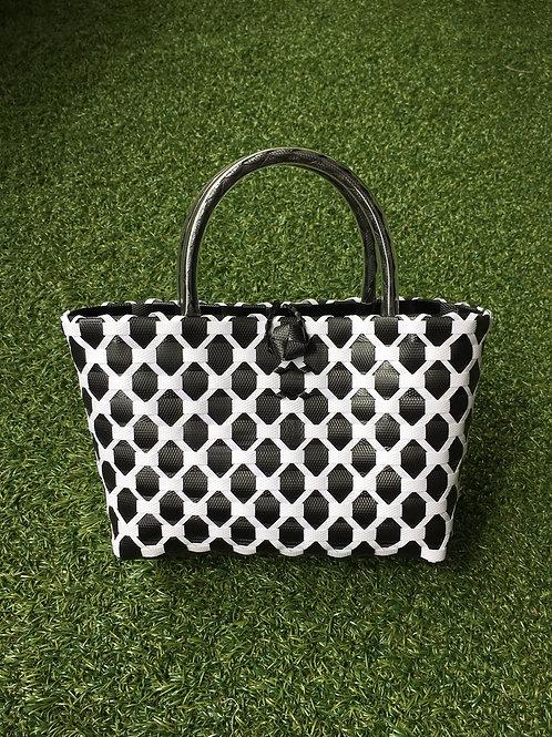 Woven Bag (Midnight Black)