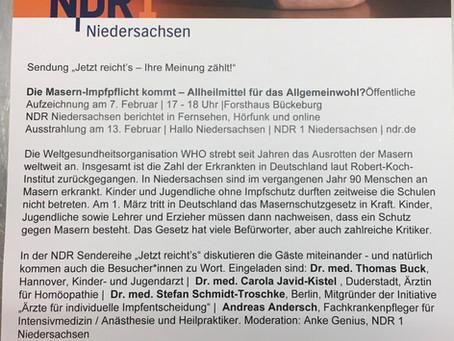 Der NDR1 kommt nach Bückeburg!