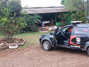 São Carlos: PC fiscaliza bar na área rural