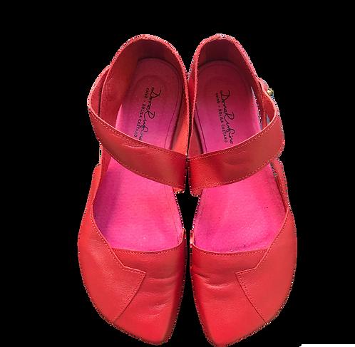 Ana Terra Vermelho e Pink