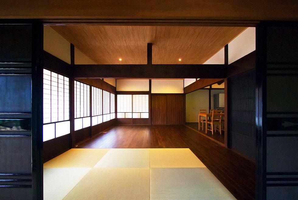 TSUGU DESIGN | 和歌山 | 紀の川市豊田の古民家リノベーション
