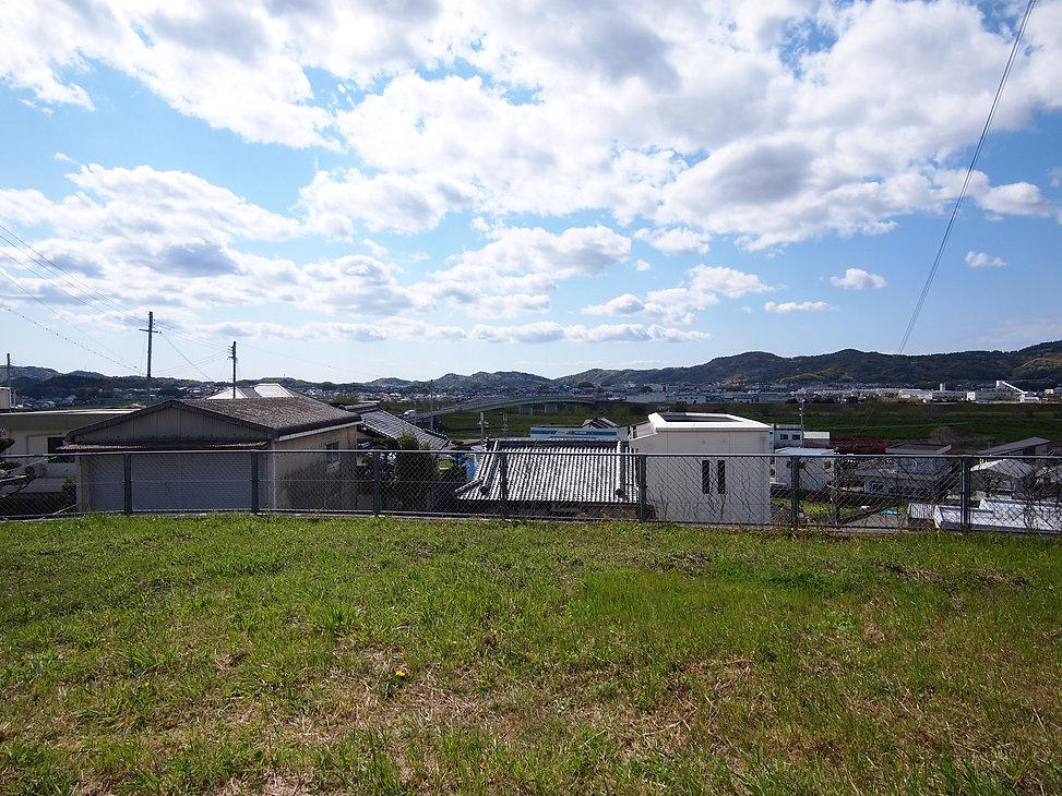貴志川の古民家リノベーション お庭