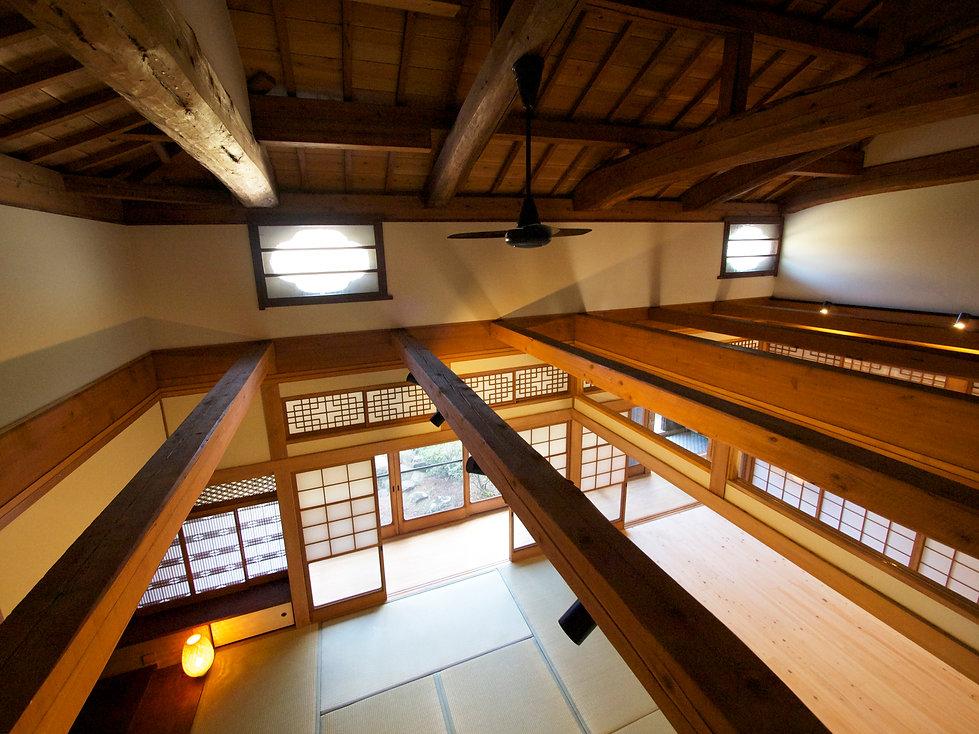 TSUGU DESIGN | 下津の古民家リノベーション