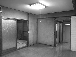TSUGU DESIGN _ 大阪 _ 桃谷の家BEFORE02.JPG