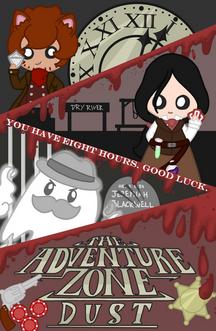 The Adventure Zone: Dust