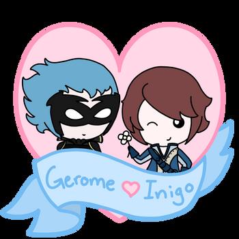 Gerome and Inigo