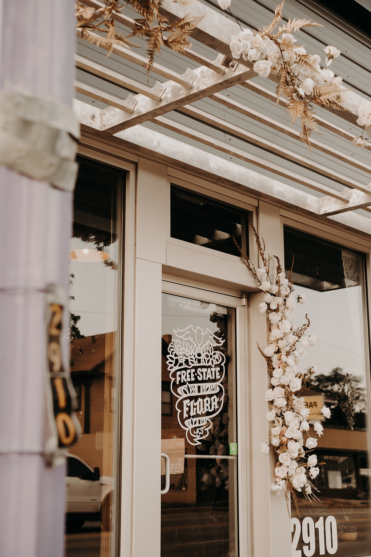 Douglas Design District Flower Shop Wichita Kansas