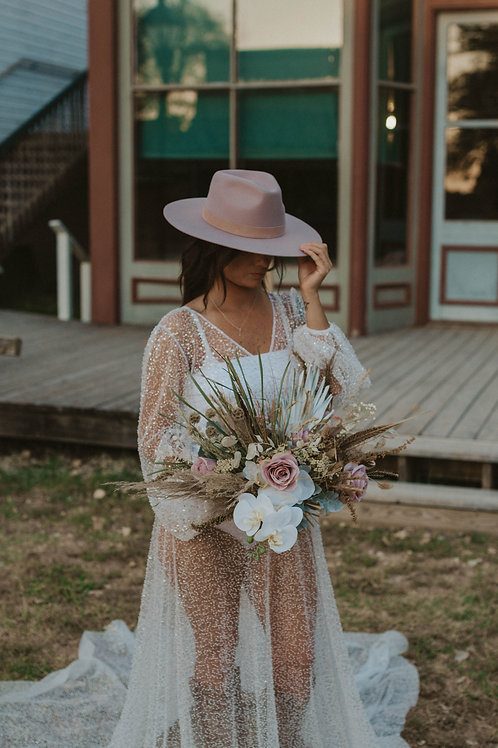 """Leona"" Bridal Bouquet"