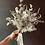 Thumbnail: Dried Bouquet White & Purple