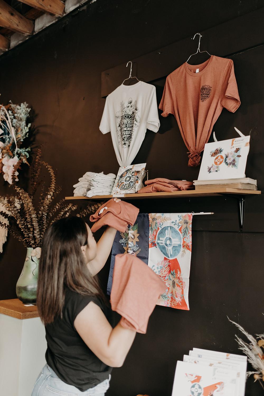 Shop Small Business artists Wichita Kansas ICT