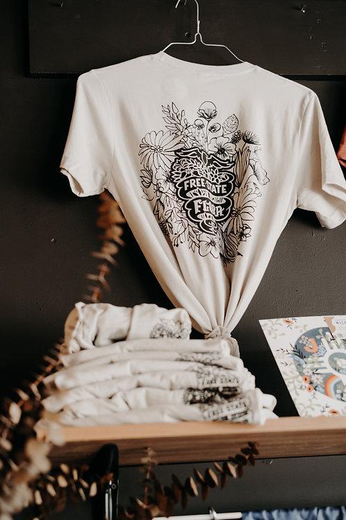 Free State Flora T Shirt