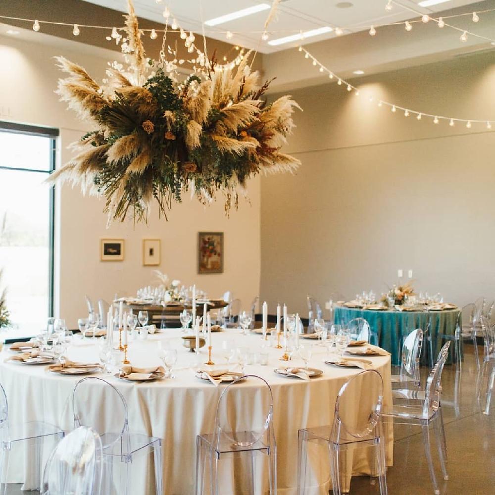 Floral chandelier Wichita kansas