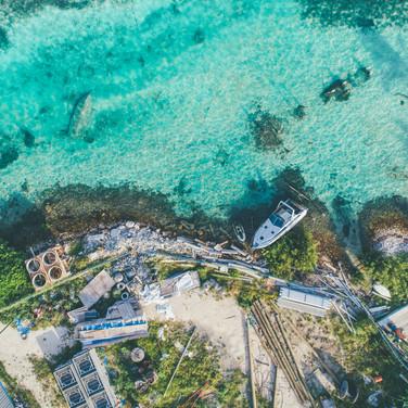Shipwreck Area