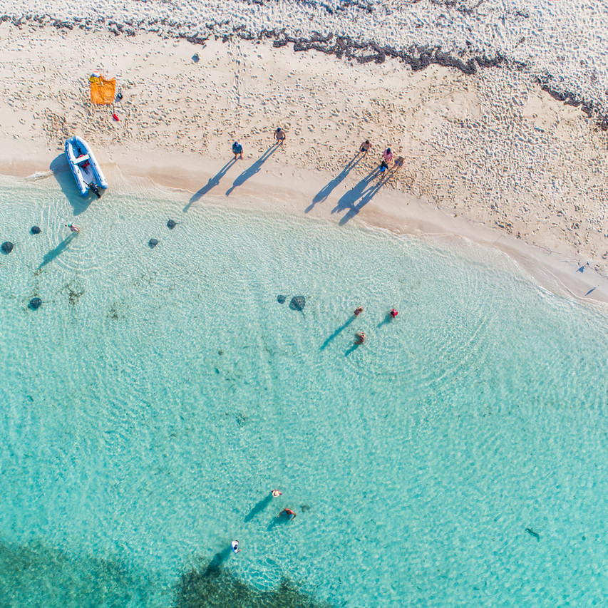 bahamian island
