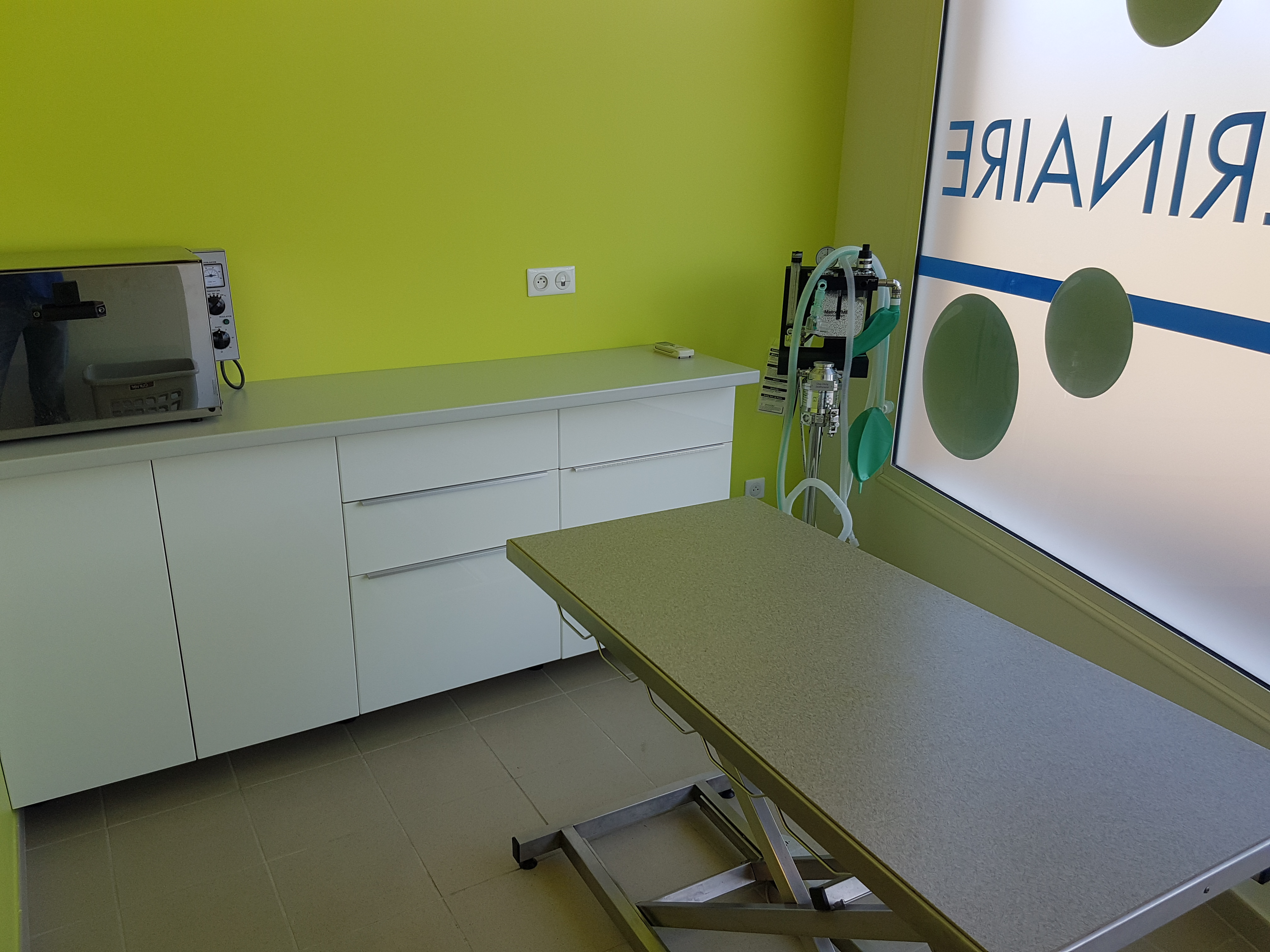 Salle de Chirurgie