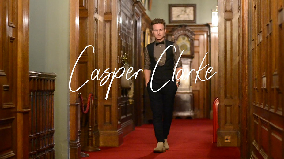 Casper Clarke - Wedding Singer Suffolk