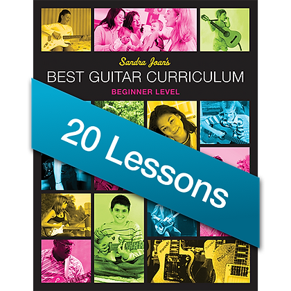 20 Lesson Curriculum Book