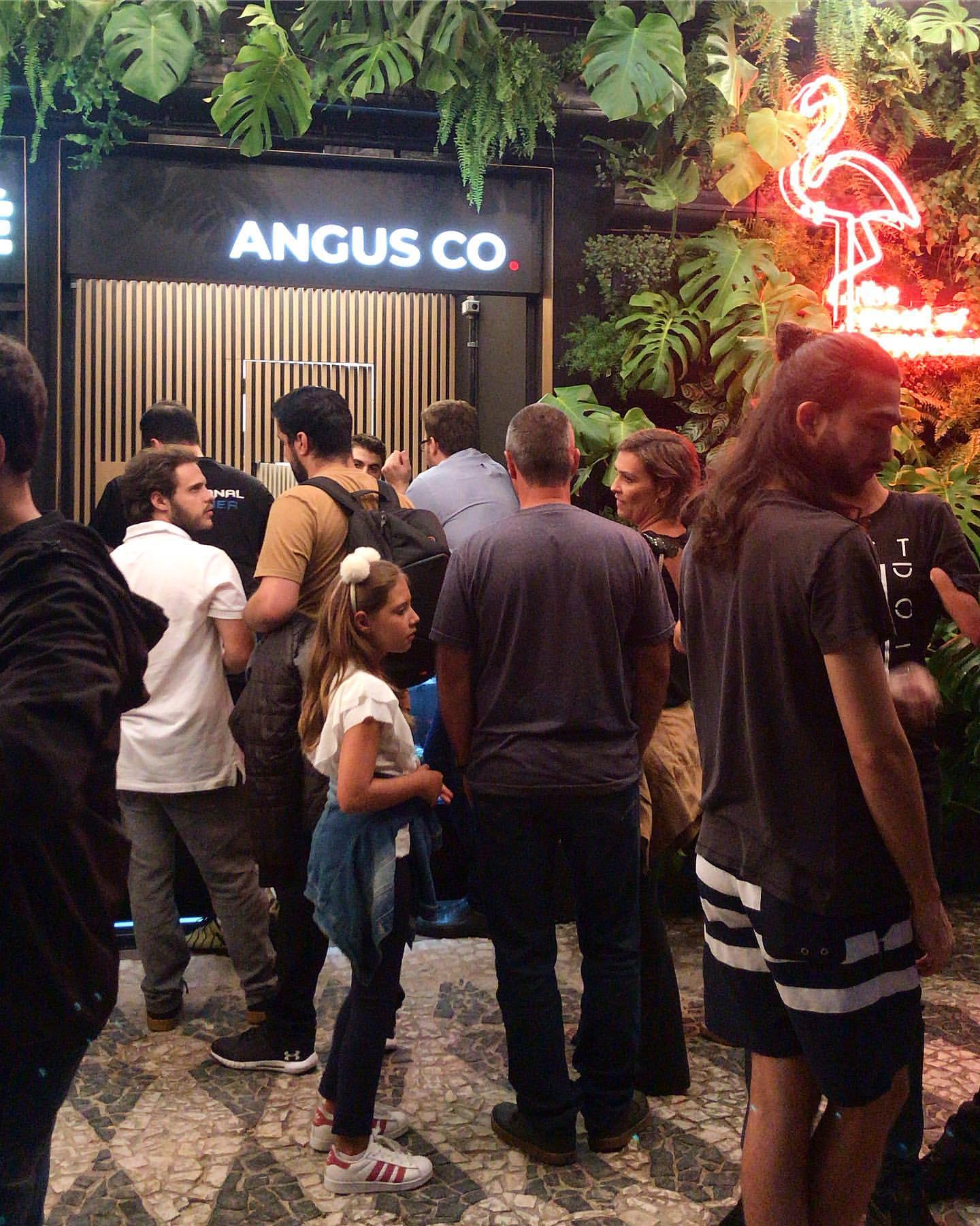 Angus CO / Tropicool