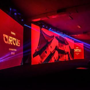 Ebanx / Circus Chinatown