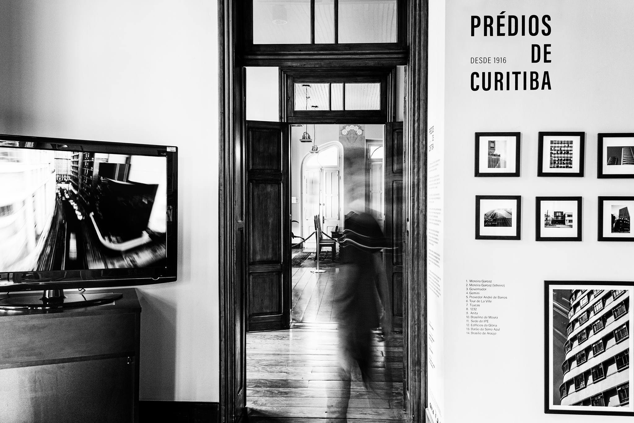 ExposiçãoPRÉDIOS DE CURITIBA