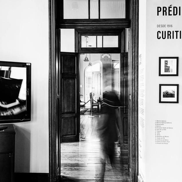 "Expo ""Prédios de Curitiba"""