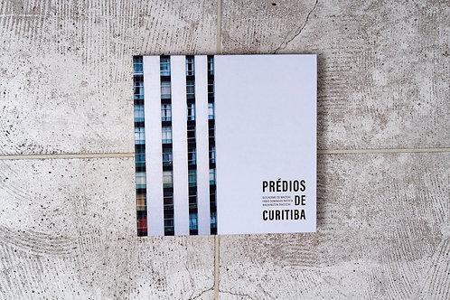 """Livro """"Prédios de Curitiba"""""""