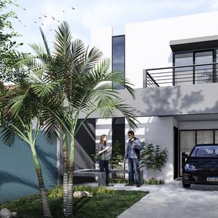 Casa Deisy e Rafael