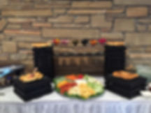 O'Malley Catering Cleveland OH Wedding Caterers
