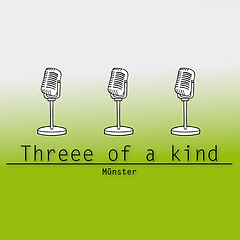 THREEE OF A KIND