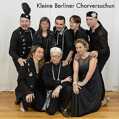KLEINE BERLINER CHORVERSUCHUN