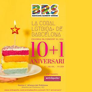 Concert: 10+1 Anniversary