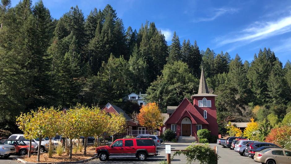 Occidental and Sebastopol in Northern California. A West Sonoma County experience