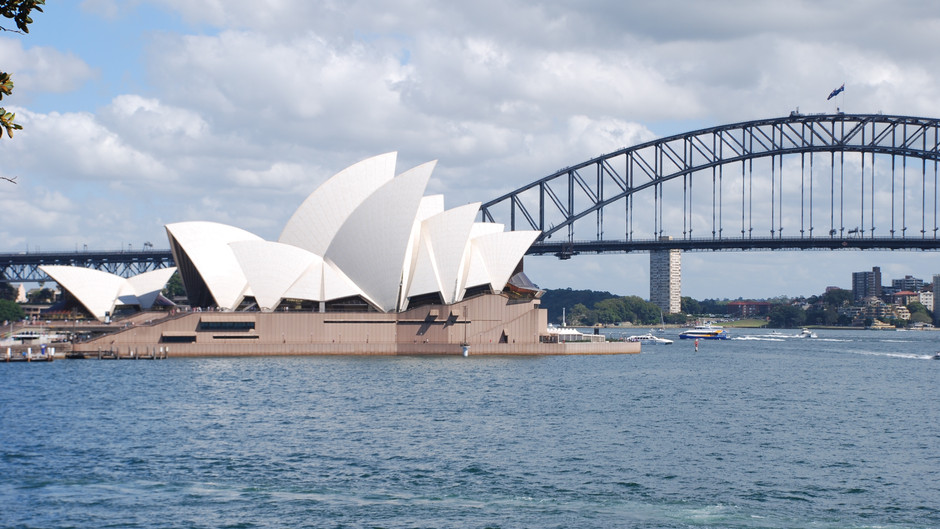 Summertime in Sydney made Australia our top destination