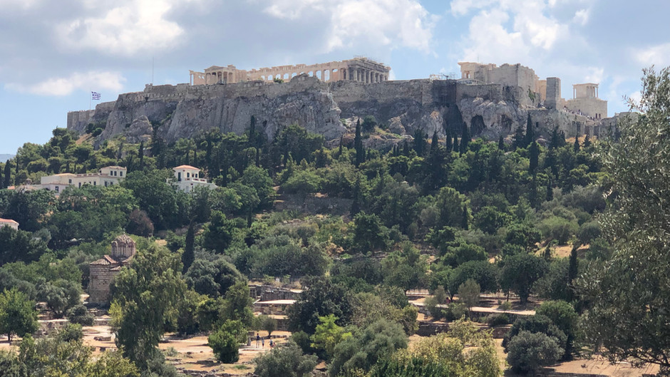 Athens is re-emerging to its glory.