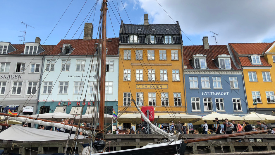 Where to travel for design inspiration? Copenhagen
