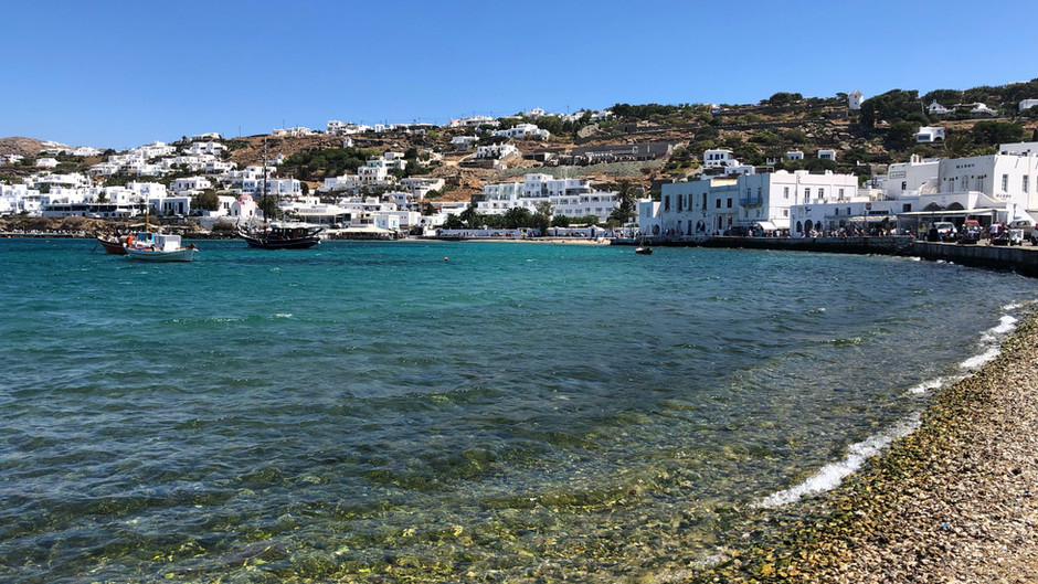 Why Mykonos has become a super hot-spot