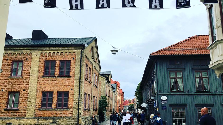 Gothenburg is how Sweden is becoming trendy(ier)